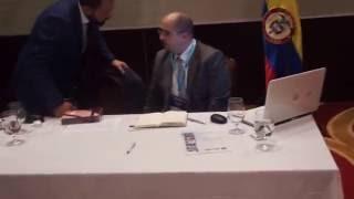 Rueda de Negocios Turquía - Colombia 2016
