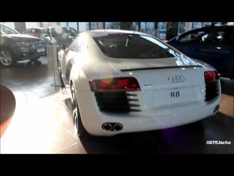 RARE 1 of 100 Audi R8 Le Mans Edition - Walkaround