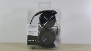 Sony MDR-ZX310AP Headphones [Full Review]