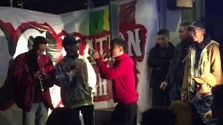 RichChoi - call out sau một buổi battle rap ở Giảng Võ hood