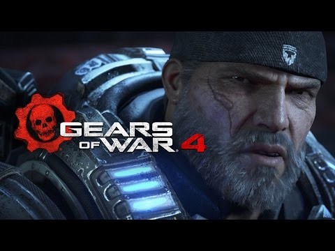 В Gears of War 4 можно играть бесплатно на Xbox One на ближайших выходных