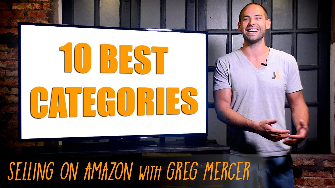 The 10 Best Amazon Categories to Sell In - Jungle Scout University #1