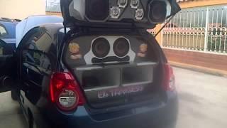 sound car - el travieso- pueblo llano edo merida - D.CARDENAS