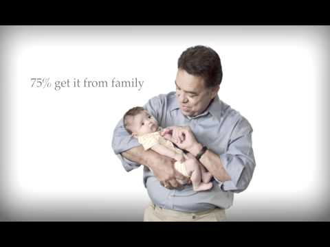 Surround your baby with protection. Get vaccinated.