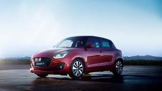 2018 Suzuki Swift - interior Exterior and Drive(SUZUKI'S THIRD GENERATION COMPACT SUPERMINI All-new Swift – on sale in the UK and Republic of Ireland from June 2017. Up to 10 per cent lighter, ..., 2017-03-07T19:38:25.000Z)