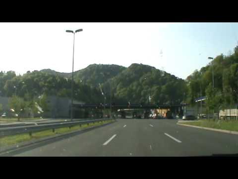 Border crossing Slovenia - Croatia