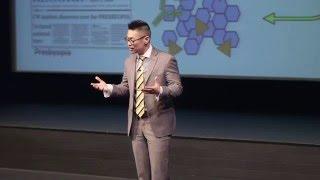 2016 University of Waterloo 3MT first prize winner: Gah-Jone Won thumbnail