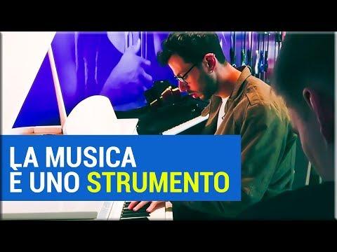 LA MUSICA È UNO STRUMENTO   Musikmesse 2018   Francoforte   Yamaha Music