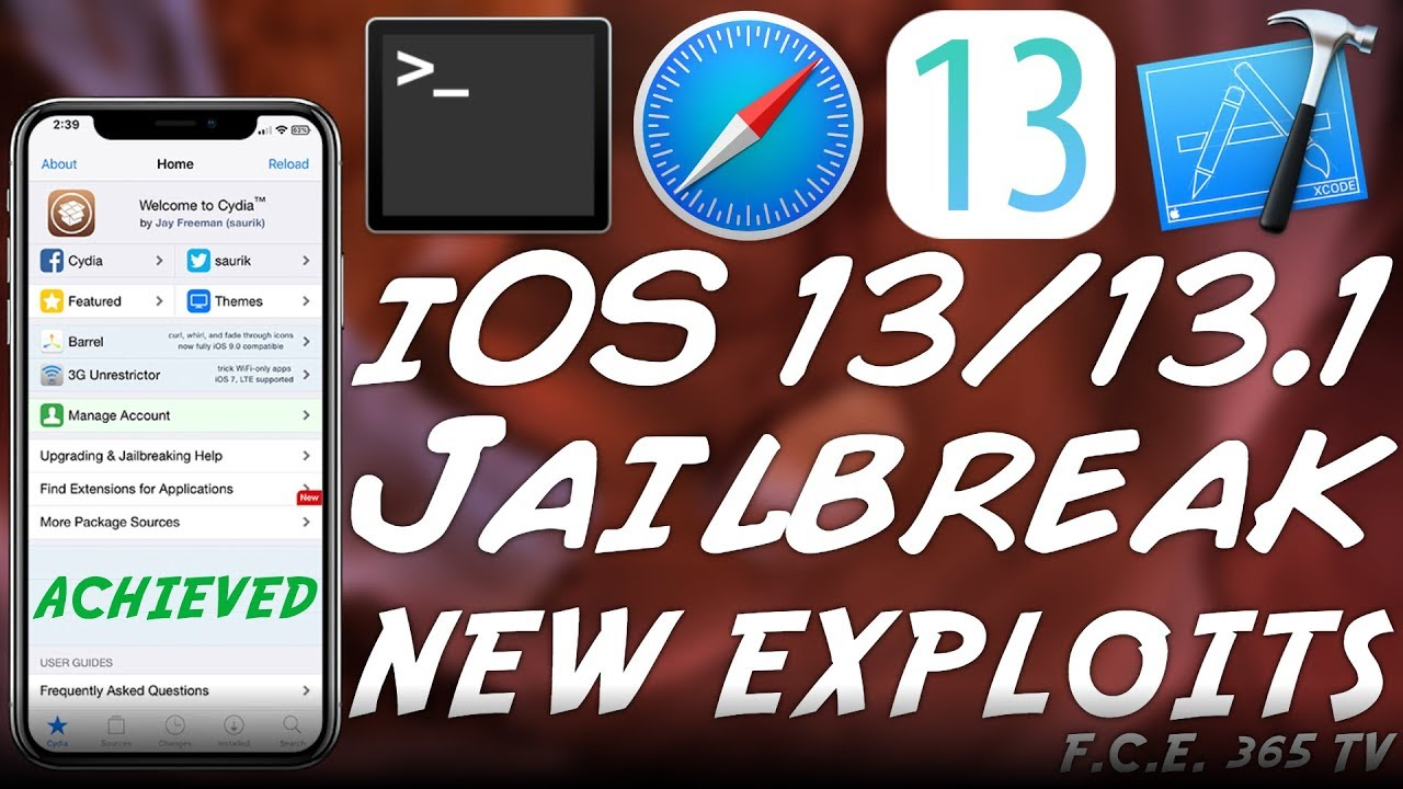 iOS 13 0 / iOS 13 1 Beta NEW JAILBREAK Exploit Achieved & What This Means  For Jailbreaking