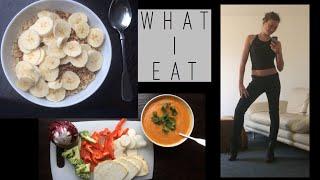 What I eat (vegan unverarbeitet, Salz- und Ölfrei)