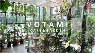 희귀 식물로 가득한 보타미 카페 가든 VOTAMI CA…