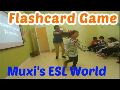 227 – Easy flashcards Game | Preposition Game| MLW | BIG FUB BOOK | Mux's ESL games |