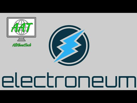 Trading electroneum for bitcoin