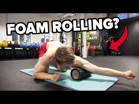 Why You Need To Foam Roll Every Single Day