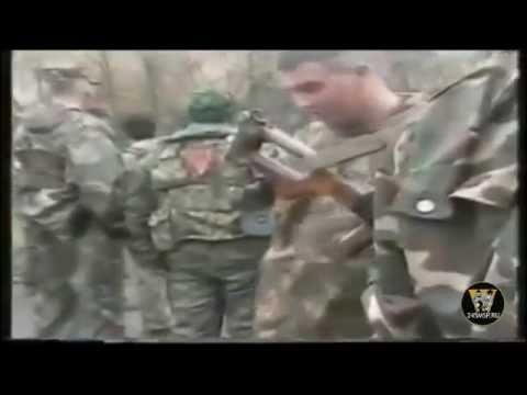 18+  МВД в Грозном, Чечня 2002г.