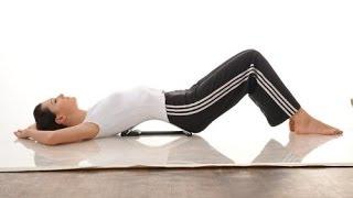 Упражнения для крестцового отдела позвоночника