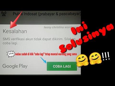 Solusi Verifikasi Akun Pembayaran Di Play Store Yang Bermasalah