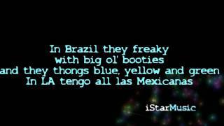 Pitbull Feat. Chris Brown International Love Lyrics HD HQ.mp3