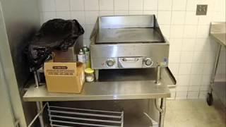 Snack Bar Restaurant Food Prep Equipment Package Liquidation [july 2009]