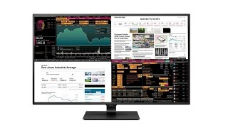 lg introduces 43ud79 b 43 inch 4k ips monitor with up to 4 in 1 split screen function freesync