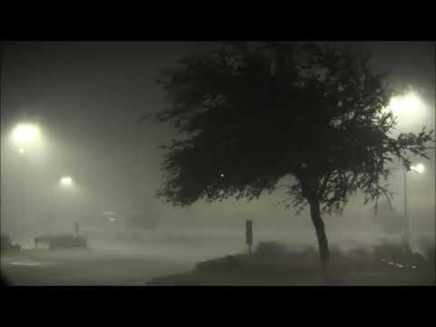 Hurricane Nate - Biloxi, Mississippi - October 7-8 2017