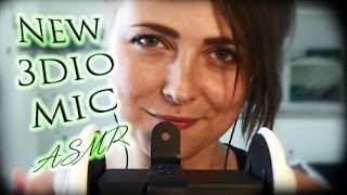 ASMR Your Ears Are My Playground ♡ Binaural Multiple Triggers CLOSE UP *3Dio Mic Test*