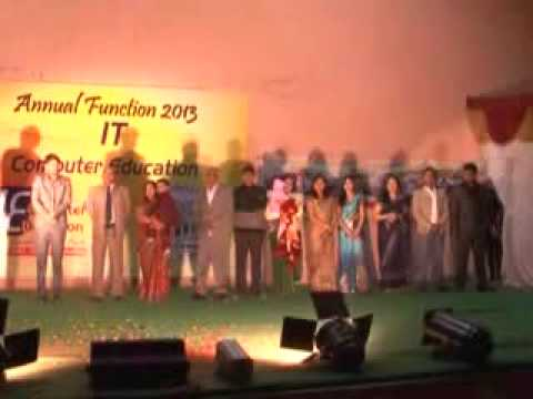 IT Computer Education Rishikesh Annual Function 2012-13-1