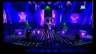 Jennifer Lopez - On The Floor Live - X Factor France 14-06-2011