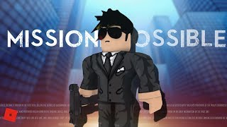 MISSION IMPOSSIBLE FALLOUT IN ROBLOX ? - TOP ROBLOX GAME OF THE WEEK