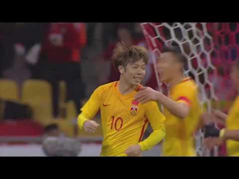 HONG KONG - CHINA PR Highlights(Men's) | EAFF E-1 Football Championship 2019 Final Korea Rep.