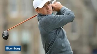 How Golfer Jordan Spieth Links Social Media, PGA Success