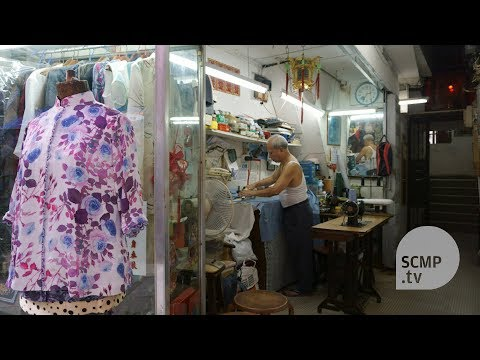 Hong Kong's tiny understairs shops are disappearing