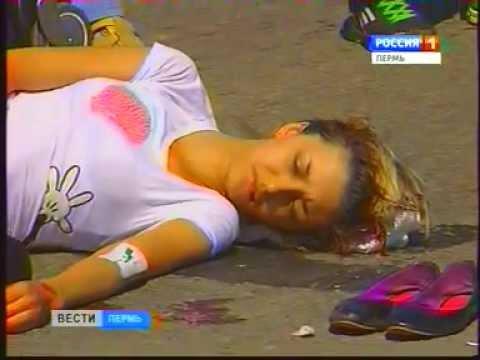 День ВДВ. Разборки на рынке в Перми