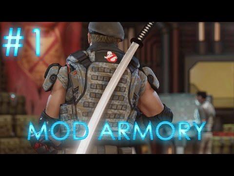 XCOM 2 - MOD ARMORY - 1 - Bustin Makes Me Feel Good