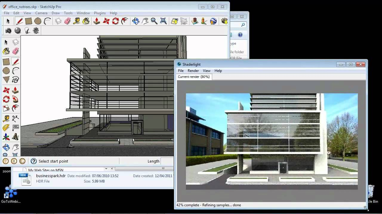 ibl and ies lighting webinar in shaderlight for sketchup youtube