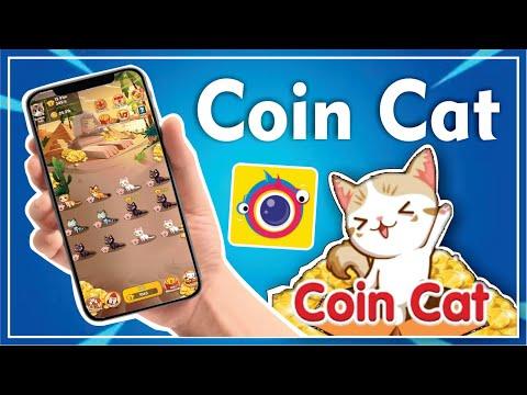 CLIPCLAPS - COMO GANHAR COM OS GATOS - COIN CAT| 2020✔️