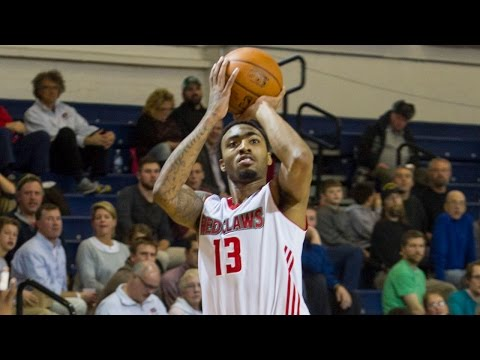James Young hits NINE 3-pointers on assignment in Maine!