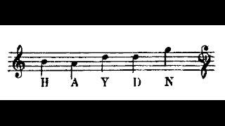 Ravel:  Menuet sur le nom d'Haydn