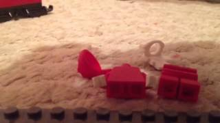How To Make A Lego Santa Sleigh And Present