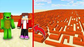 巨大迷宮の難易度が本気で高すぎたww【まいくら・マインクラフト】