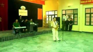 Biết ơn chị Võ Thị Sáu (Saxophonist - Nguyễn Mạnh Cường)