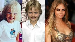 Cara Delevingne : A life in pictures