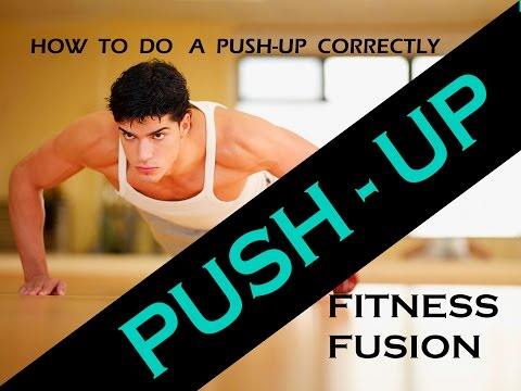 Maximize Push-Up Benefits | Fitness Fusion | Push-up Good for health
