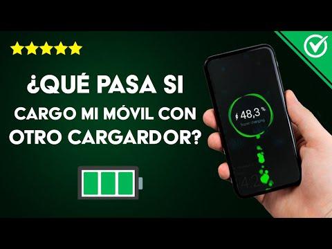 ¿Qué pasa si Cargo el Celular con otro Cargador de Diferente Teléfono, Marca o Amperaje?