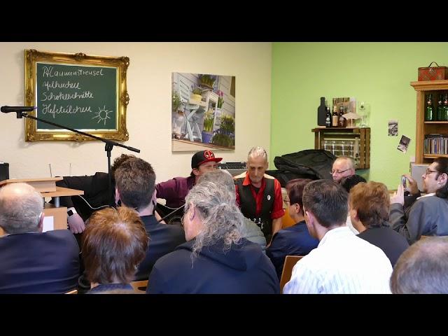Zwischenlandung - Heimkind // 1. Community - Ehemalige Heimkinder NRW e.V.