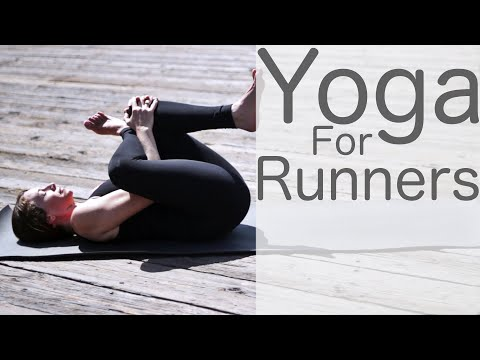 Yoga for Runners With Fightmaster Yoga
