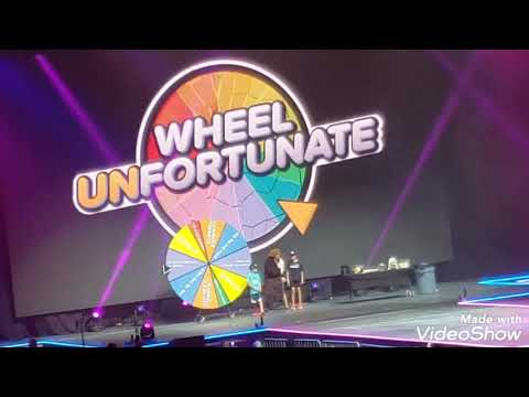 Dude Perfect Pound It Noggin Tour Part 4 Wheel Unfortunate