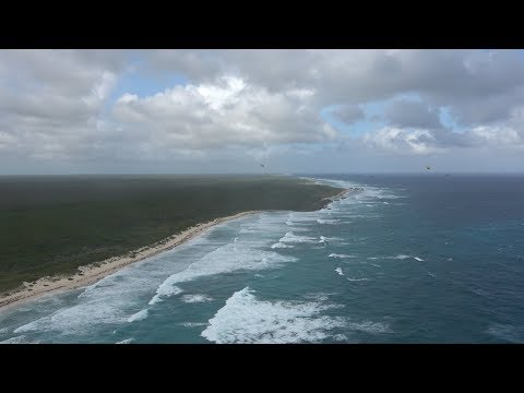 Part one, flying the Bahamas in a Air Cam