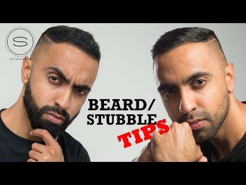 How to grow a Beard/Stubble!