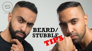 How to grow a Beard/Stubble!